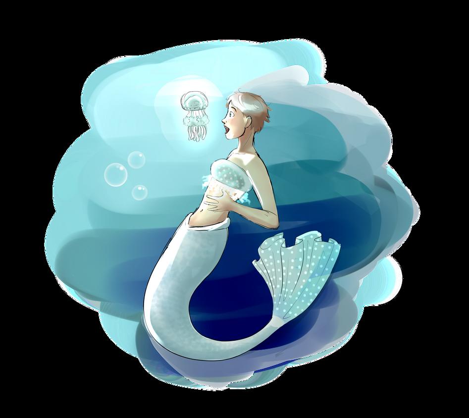 Jellyfish by Bayberrycheesecake