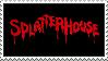 Splatterhouse Stamp by Akekazori