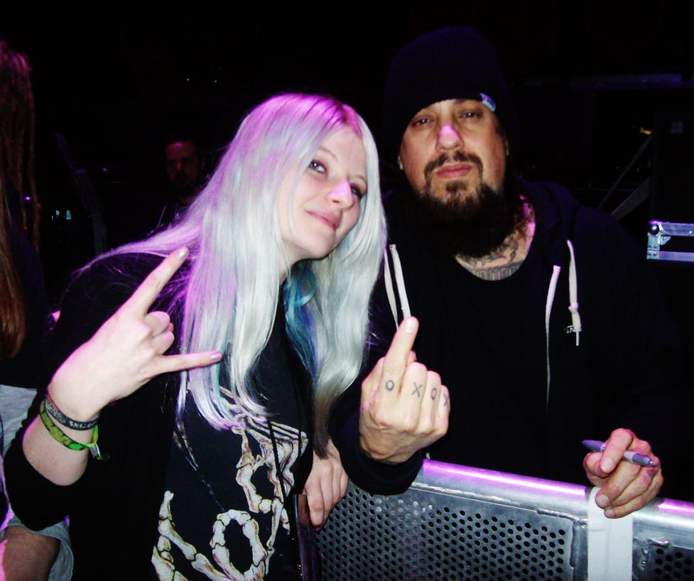 Fieldy and me by AnnSanityOo