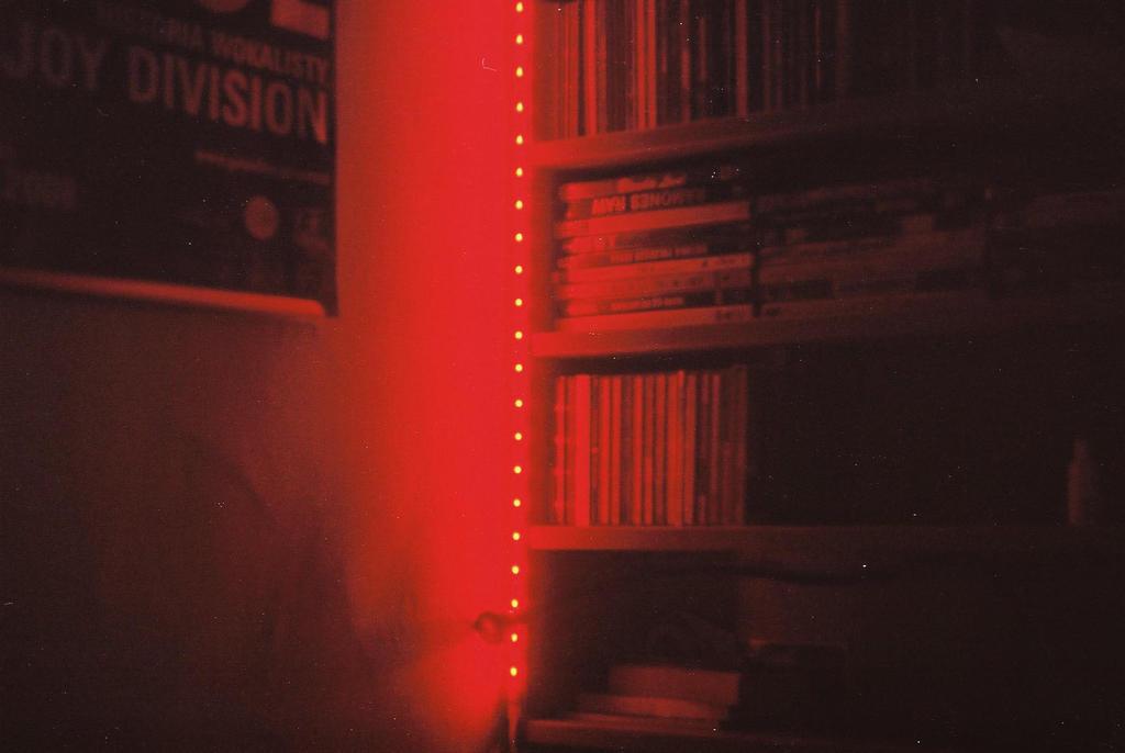 Red Light by violent-stranger