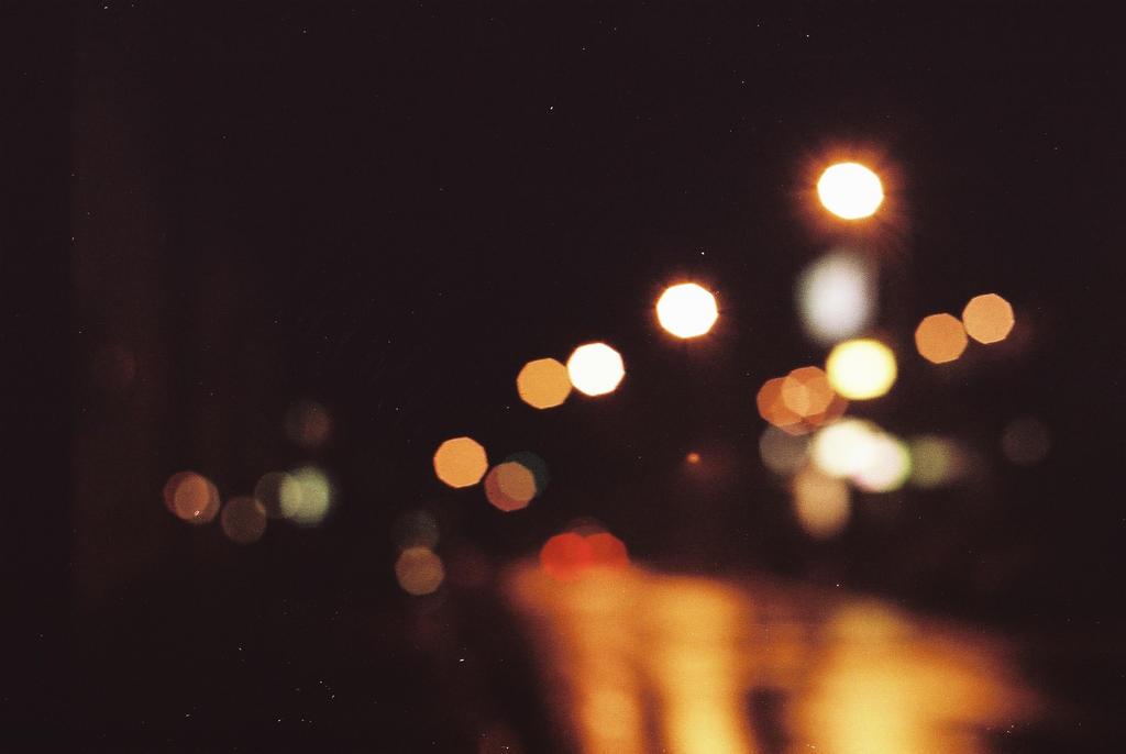 blurred girl by violent-stranger