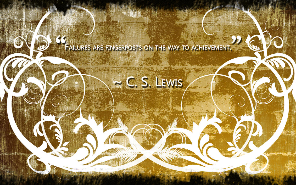 C.S. Lewis Quote By ValencyGraphics ...