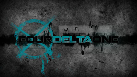 Four Delta One Wallpaper by ValencyGraphics