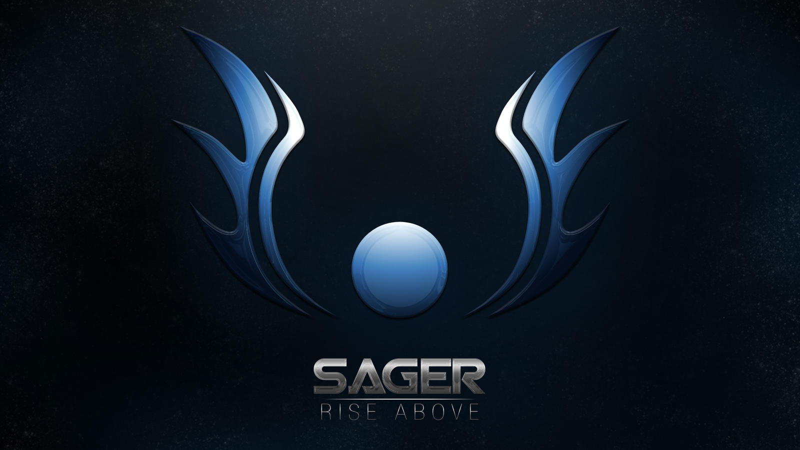 Sager Rise Above Wallpaper