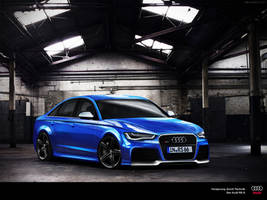 Audi RS6 2011 by Marko0811