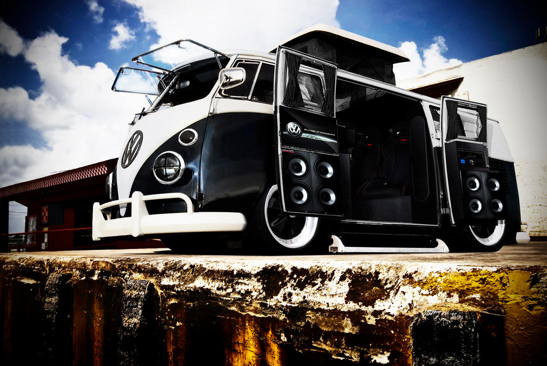 volkswagen t1 camper by marko0811 on deviantart. Black Bedroom Furniture Sets. Home Design Ideas