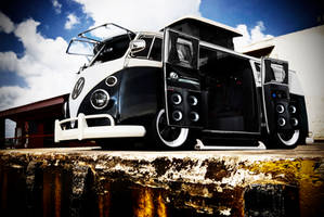 Volkswagen T1 camper by Marko0811