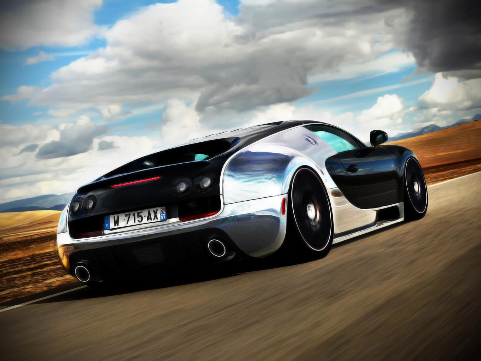 Bugatti Veyron by Marko0811