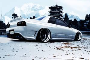 Nissan Skyline R32 by Marko0811