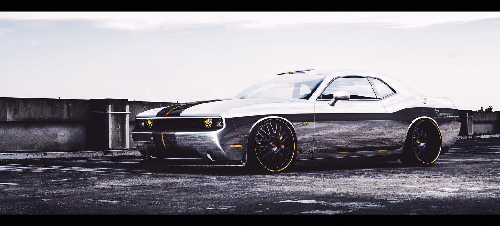 Dodge Challenger by Marko0811