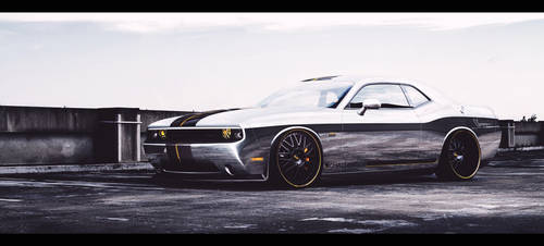 Dodge Challenger by Marko0811