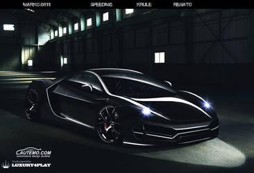 McLaren F1 concept 2012 by Marko0811