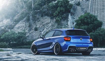 BMW M135i 2012 by Marko0811