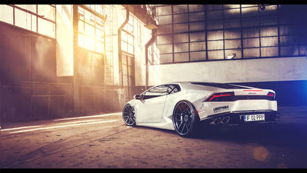 Lamborghini Huracan LP610-4 Liberty Walk by Marko0811