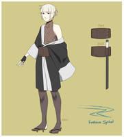 [REFERENCE] 2nd Naruto Main Oc: Mao Furukawa by hyacinthoignis