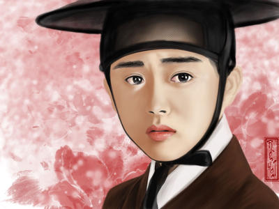 Shin Yun Bok Moon Geun Young By Hoacuagio123