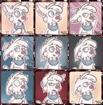 Yuki basic emotions - CC Villager