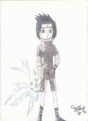 Chibi Sasuke by SoubisLuver