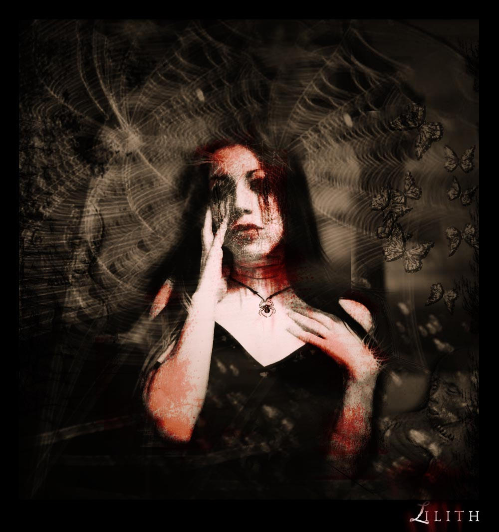 Lilith mother of demons by luciferousglow on deviantart for Maitresse lilith