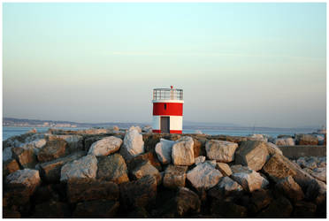 Lighthouse by MoonRaider