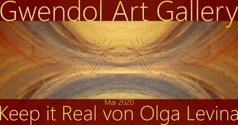 NEU | Gwendol Art Gallery | 05/2020 | Keep it Real