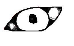 Wolf Eye by flourpie