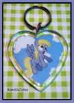 MLP: Derpy Hooves 01 Keychain