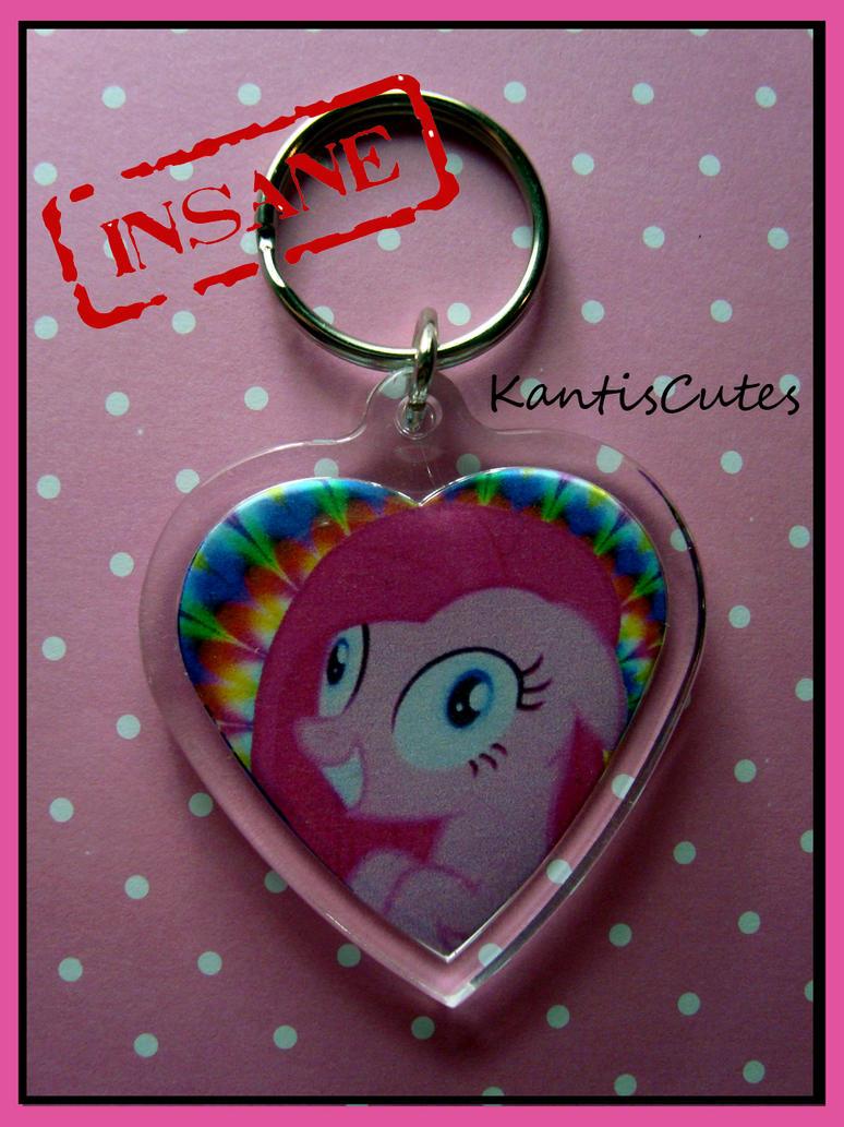 My Little Pony Insaine Pinkie by ObjectionSoS