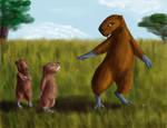 Capybara Grin