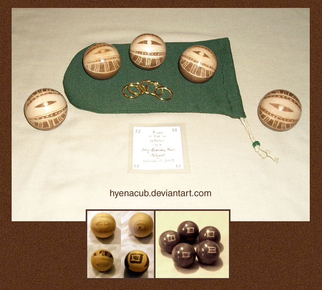 Riven Spheres