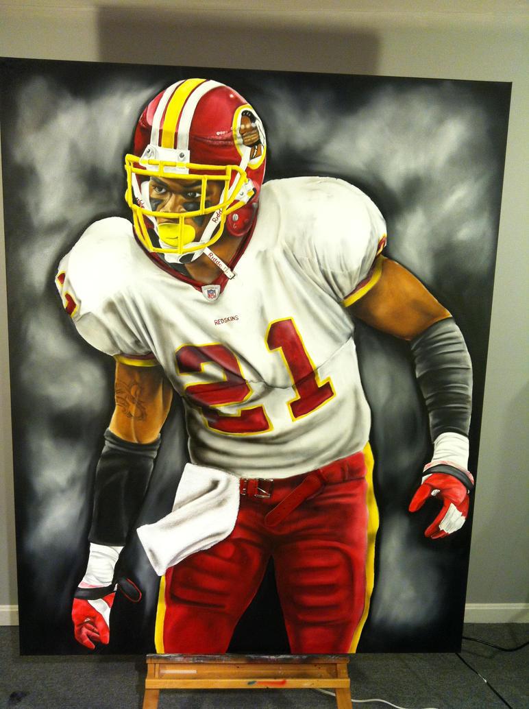 Redskins Wallpaper Sean Taylor Sean Taylor 3d by dors...