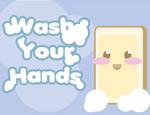 Wash Your Hands Kawaii
