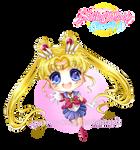 Sailor Moon Crystal: Moon (Usagi)