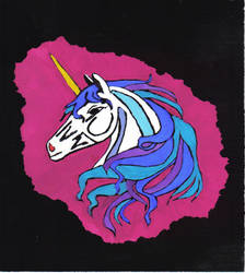 Unicorn by Degilwen