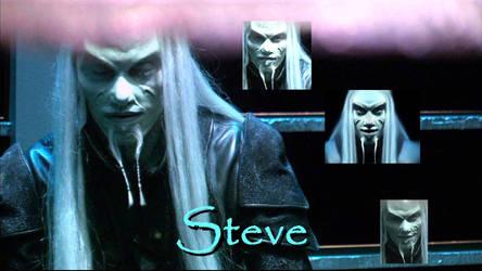 Wraith Steve by Degilwen
