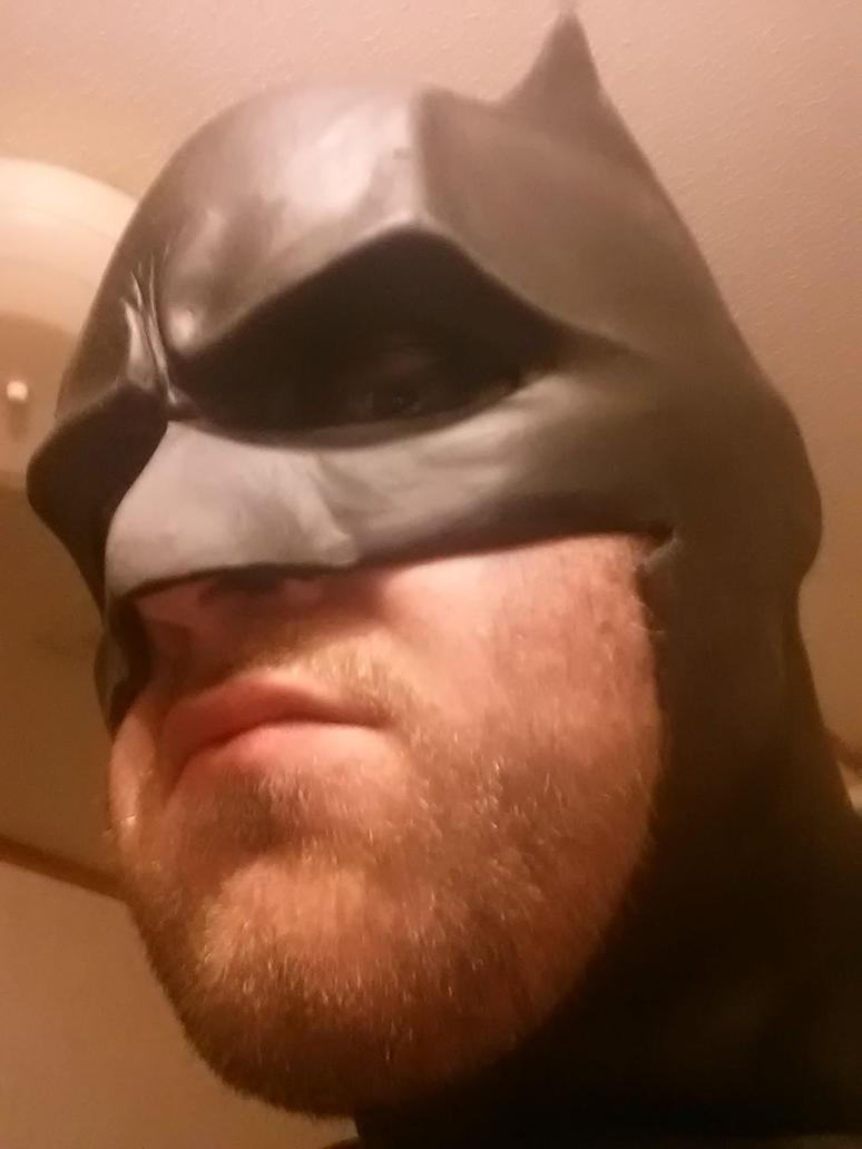 Batman Jaw Shot by ZeroCount