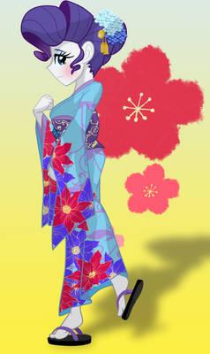 Rarity Kimono