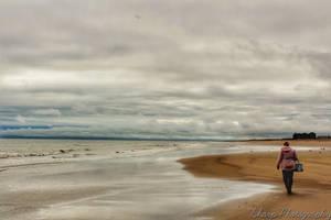 Autumn Beach by ScottSharp1991