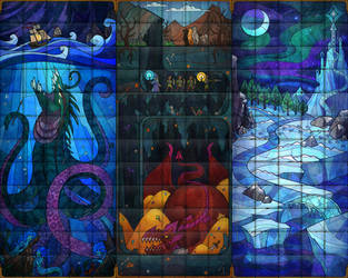 Stained Glass 2 for Evilibrium