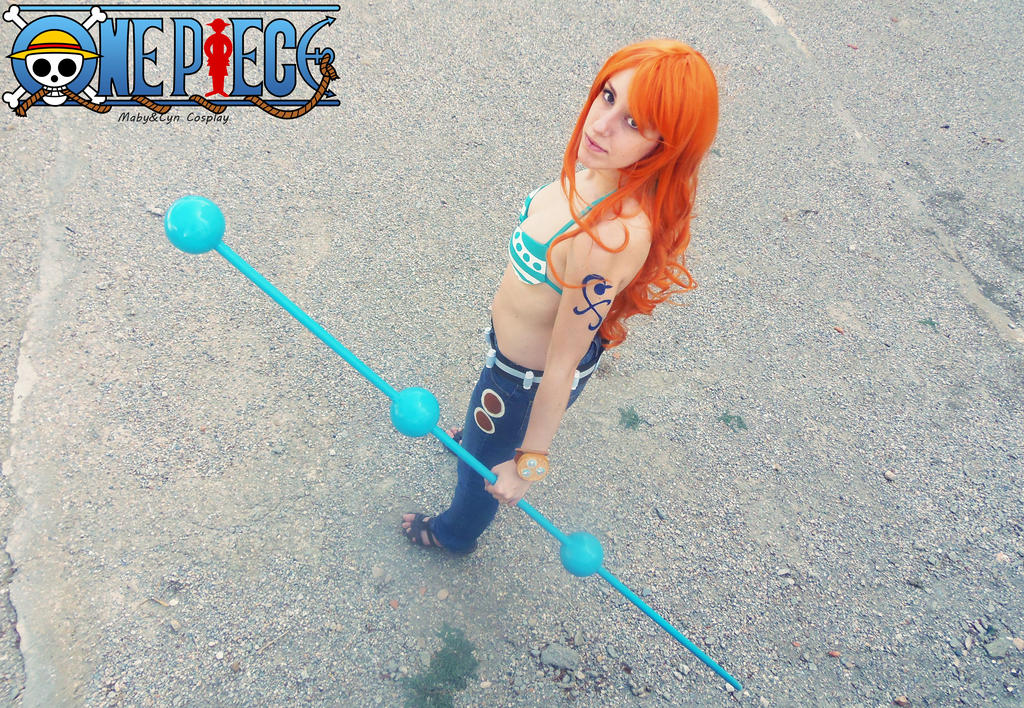 Nami cosplay - 'Perfect Clima-Tact' by onlycyn