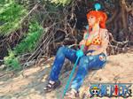 Nami Punk Hazard - One Piece cosplay