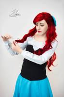 Ariel cosplay by onlycyn