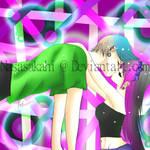 Emo Couple by Nasasakahi