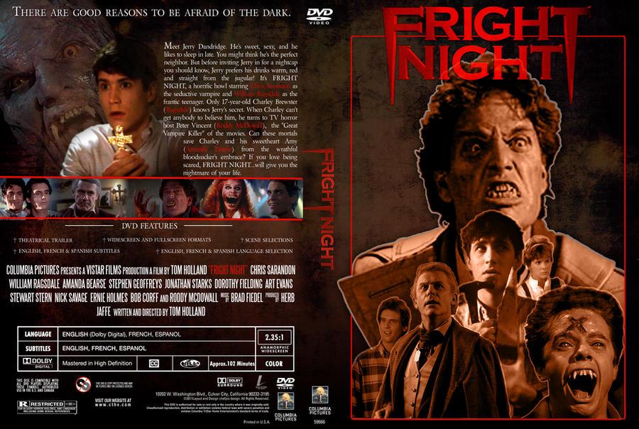 Fright Night 1985 by imacmaniac on DeviantArt