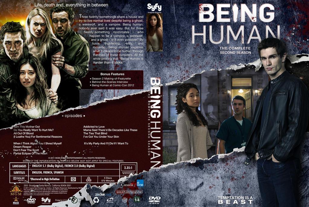 Being Human Season 2 by imacmaniac on DeviantArt