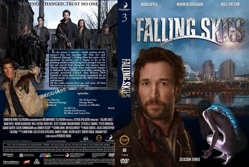 falling skies season 3 by imacmaniac on deviantart rh imacmaniac deviantart com Falling Skies Season 4 Falling Skies Season 4