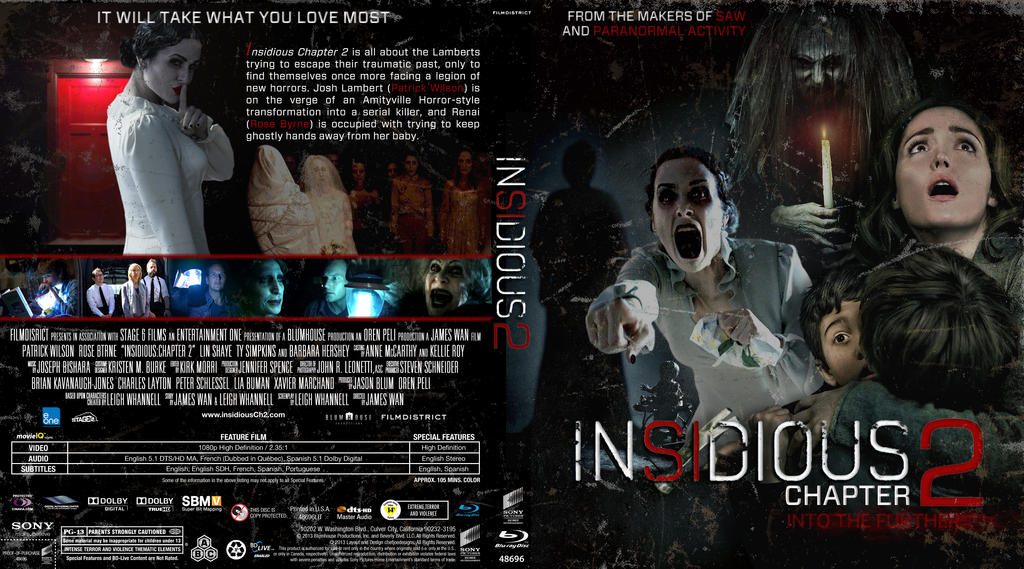 Insidious Chapter 2 By Imacmaniac On Deviantart