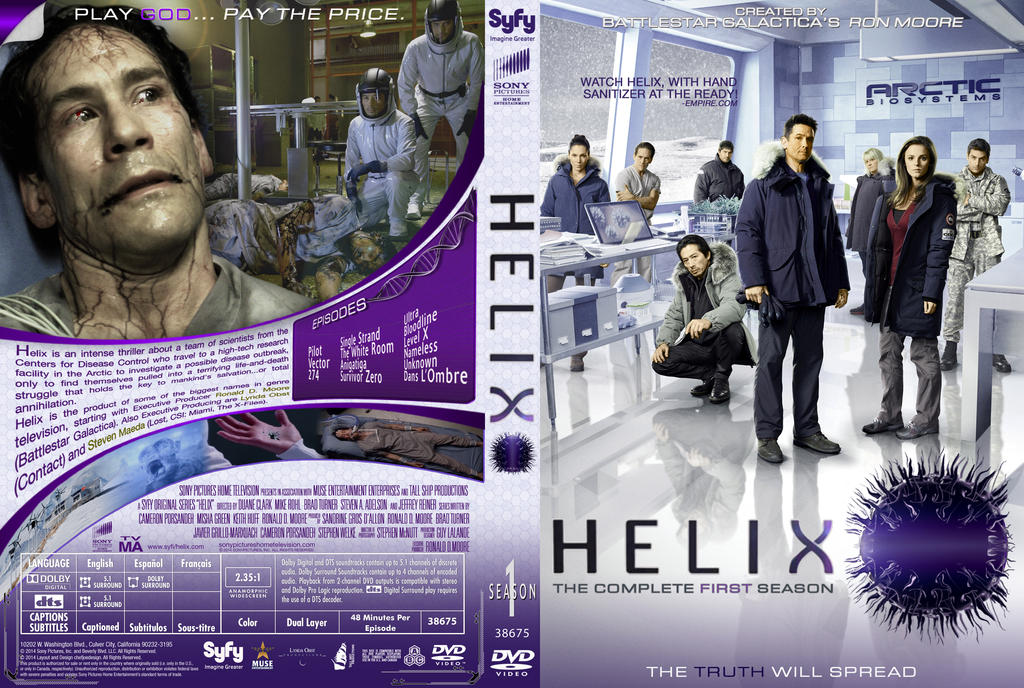 Image result for helix Season 1