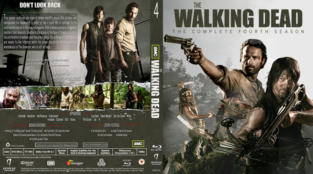 Series: the walking dead season 4