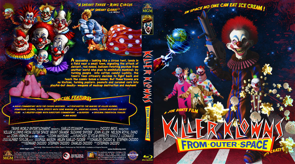 Killer klowns from outer space by imacmaniac on deviantart for Killer klowns 2